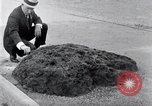 Image of Meteorite excavated in Dallas Dallas Texas USA, 1920, second 10 stock footage video 65675025654