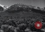 Image of Sierra Nevada California United States USA, 1920, second 5 stock footage video 65675025659
