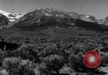 Image of Sierra Nevada California United States USA, 1920, second 8 stock footage video 65675025659