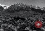 Image of Sierra Nevada California United States USA, 1920, second 9 stock footage video 65675025659