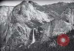 Image of Yosemite Valley California United States USA, 1920, second 2 stock footage video 65675025666