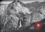 Image of Yosemite Valley California United States USA, 1920, second 3 stock footage video 65675025666
