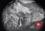 Image of Yosemite Valley California United States USA, 1920, second 4 stock footage video 65675025666