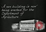 Image of construction and parade Washington DC USA, 1929, second 5 stock footage video 65675025682