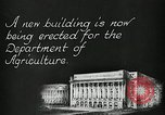 Image of construction and parade Washington DC USA, 1929, second 7 stock footage video 65675025682