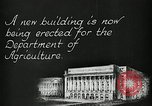 Image of construction and parade Washington DC USA, 1929, second 9 stock footage video 65675025682