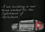 Image of construction and parade Washington DC USA, 1929, second 10 stock footage video 65675025682