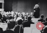 Image of Arturo Toscanini  New York United States USA, 1943, second 6 stock footage video 65675025692