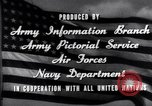 Image of Ground Infantry quiz United States USA, 1945, second 12 stock footage video 65675025693