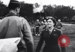 Image of Women of American  Womens Army Corps in wartime jobs United States USA, 1945, second 12 stock footage video 65675025694