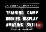 Image of Citizens Military Training Corp New Jersey United States USA, 1936, second 1 stock footage video 65675025721