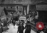 Image of Tyroleans parade Fulpmes Austria, 1936, second 12 stock footage video 65675025723