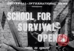 Image of Civil Defense Rescue Service School New York United States USA, 1951, second 5 stock footage video 65675025741