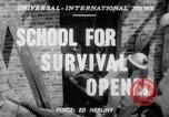 Image of Civil Defense Rescue Service School New York United States USA, 1951, second 6 stock footage video 65675025741