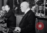 Image of Dr Theodore Koerner Vienna Austria, 1951, second 5 stock footage video 65675025745