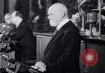 Image of Dr Theodore Koerner Vienna Austria, 1951, second 7 stock footage video 65675025745