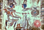 Image of Tutankhamun gold throne Egypt, 1951, second 1 stock footage video 65675025774