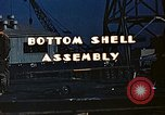 Image of Assembly of bottom shells for Liberty ship during World War 2 California United States USA, 1942, second 6 stock footage video 65675025792