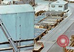 Image of Assembly of bottom shells for Liberty ship during World War 2 California United States USA, 1942, second 12 stock footage video 65675025792