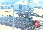 Image of Assembly of double bottom for a Liberty ship during World War 2 California United States USA, 1942, second 9 stock footage video 65675025794