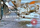 Image of Workers union melt bottom shell of Liberty ship  California United States USA, 1942, second 7 stock footage video 65675025797