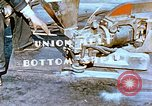 Image of Workers union melt bottom shell of Liberty ship  California United States USA, 1942, second 8 stock footage video 65675025797