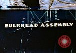 Image of Assembly of bulkhead on Liberty ship  California United States USA, 1942, second 1 stock footage video 65675025798