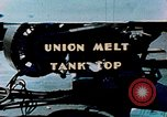 Image of Union melt of tank top during construction of Liberty ship California United States USA, 1942, second 1 stock footage video 65675025800