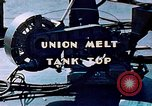 Image of Union melt of tank top during construction of Liberty ship California United States USA, 1942, second 2 stock footage video 65675025800