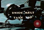 Image of Union melt of tank top during construction of Liberty ship California United States USA, 1942, second 12 stock footage video 65675025800