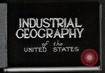 Image of Mining Anthracite Coal United States USA, 1922, second 8 stock footage video 65675025806