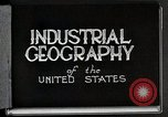 Image of Mining Anthracite Coal United States USA, 1922, second 10 stock footage video 65675025806