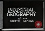 Image of Mining Anthrecite Coal United States USA, 1922, second 12 stock footage video 65675025806