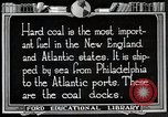 Image of export of coal United States USA, 1922, second 10 stock footage video 65675025811