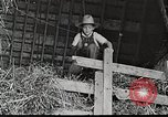 Image of farm life Michigan United States USA, 1941, second 8 stock footage video 65675025821