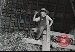 Image of farm life Michigan United States USA, 1941, second 9 stock footage video 65675025821