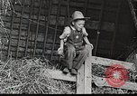 Image of farm life Michigan United States USA, 1941, second 10 stock footage video 65675025821