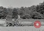Image of Oliver tractor plows field Michigan United States USA, 1941, second 12 stock footage video 65675025822