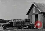 Image of farm life Michigan United States USA, 1941, second 2 stock footage video 65675025825