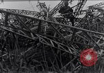 Image of wrecked zeppelin Greece, 1916, second 2 stock footage video 65675025843