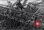 Image of wrecked zeppelin Greece, 1916, second 6 stock footage video 65675025843