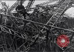 Image of wrecked zeppelin Greece, 1916, second 9 stock footage video 65675025843