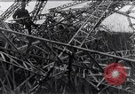 Image of wrecked zeppelin Greece, 1916, second 11 stock footage video 65675025843
