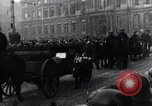 Image of Funeral with Belgian soldier escort Belgium, 1918, second 1 stock footage video 65675025847