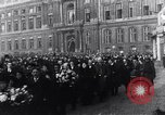 Image of Funeral with Belgian soldier escort Belgium, 1918, second 10 stock footage video 65675025847