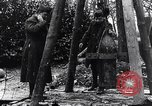 Image of dismantle bomb Belgium World War 1 Belgium, 1917, second 2 stock footage video 65675025848