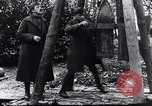 Image of dismantle bomb Belgium World War 1 Belgium, 1917, second 9 stock footage video 65675025848