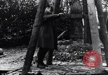 Image of dismantle bomb Belgium World War 1 Belgium, 1917, second 12 stock footage video 65675025848