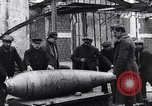 Image of open torpedo Belgium, 1916, second 5 stock footage video 65675025849