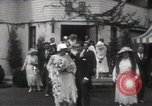 Image of Mary Pickford and Jack Pickford wedding United States USA, 1922, second 6 stock footage video 65675025859